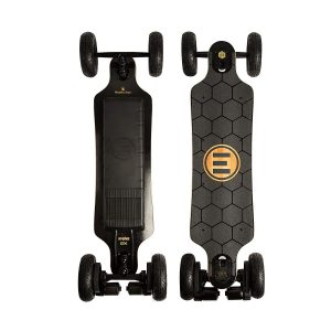 Evolve Skateboard GTX Bamboo All-Terrain
