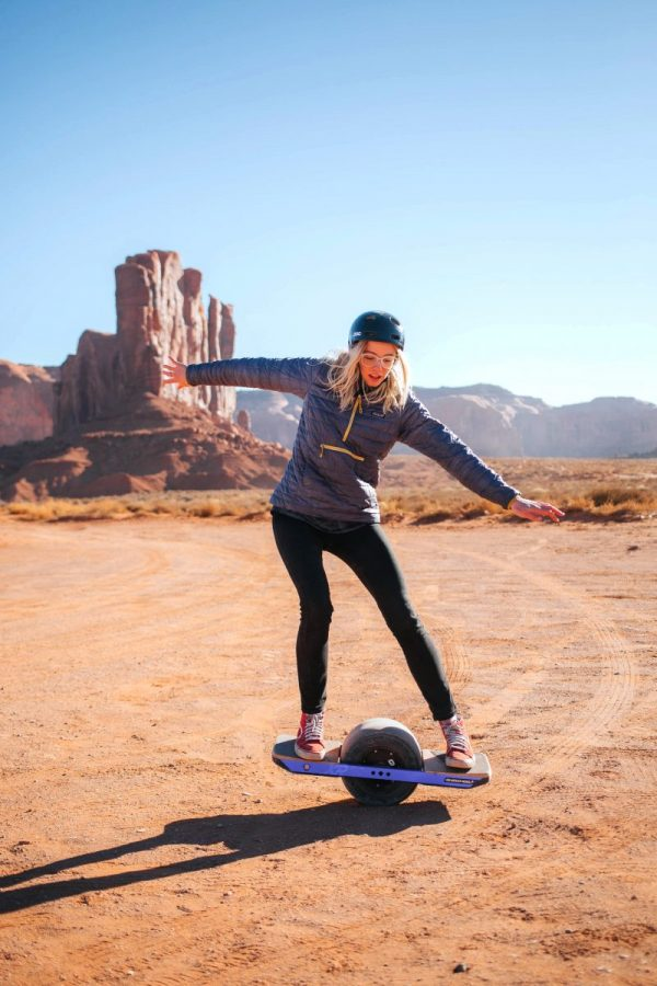 Onewheel+ Snowboard all season, hack your commute, dominate any terrain and try to wipe that grin off your face! Come to one of our stores and try them out.  We no longer sell the Onewheel+, instead you can buy the Onewheel Pint or Onewheel XR