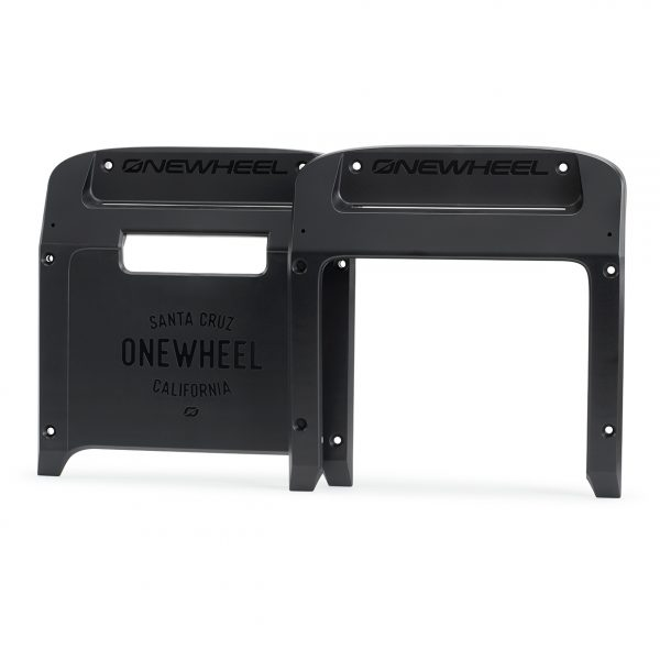 Bumpers for Onewheel+ XR Life is hard - sometimes you need bumpers to take the brunt of it. These high density polyethylene beasts are ready for anything you throw at them. Designed to absorb impact, bumpers are easily swapped out so grab yourself an extra pair.  A bumper order includes two (2x) bumpers. Bumpers come included on new Onewheel+ XR boards