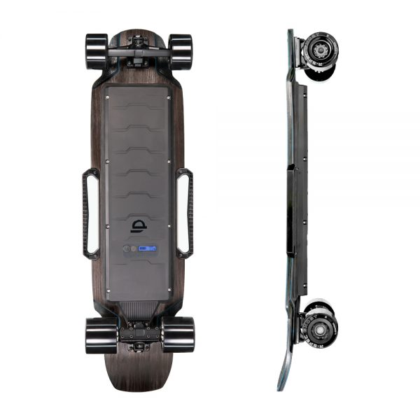 Enertion Raptor 2.1 Meet the Enertion Raptor 2.1, the latest and greatest electric skateboard made by Enertion Boards Australia.