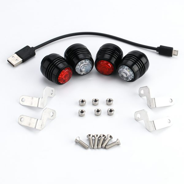 Skateboard LED lights (4x) 1