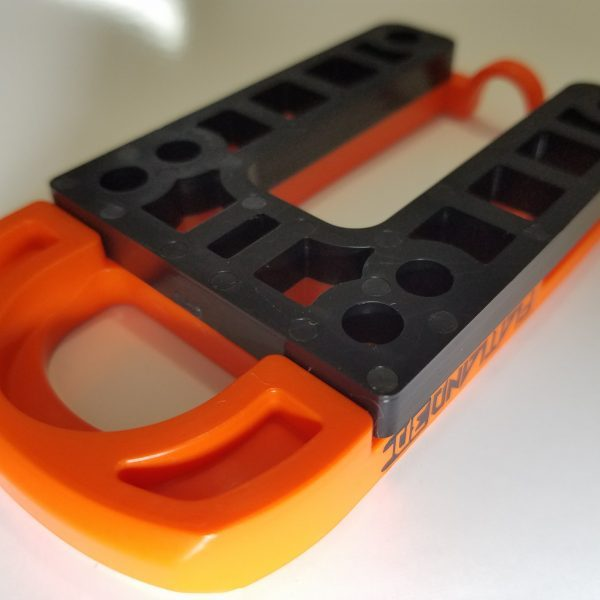 Extended Riser for Boosted Boards 4