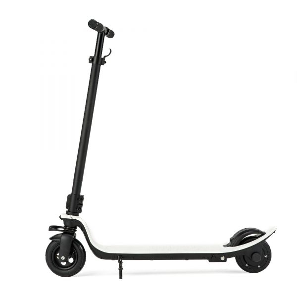 Mini Electric Scooter The Mini is the smallest electric scooter available. Easy & fun to ride.
