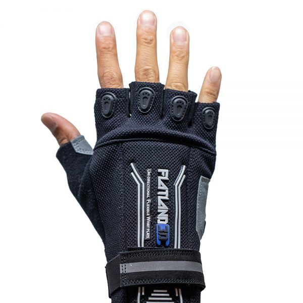 Flatland 3D Pro E-Skate Gloves With e-skate centered features in every stitch, the brand new 2020 edition of the flatland3d E-Skate Gloves are the ultimate choice for daily commuters and weekend warriors.