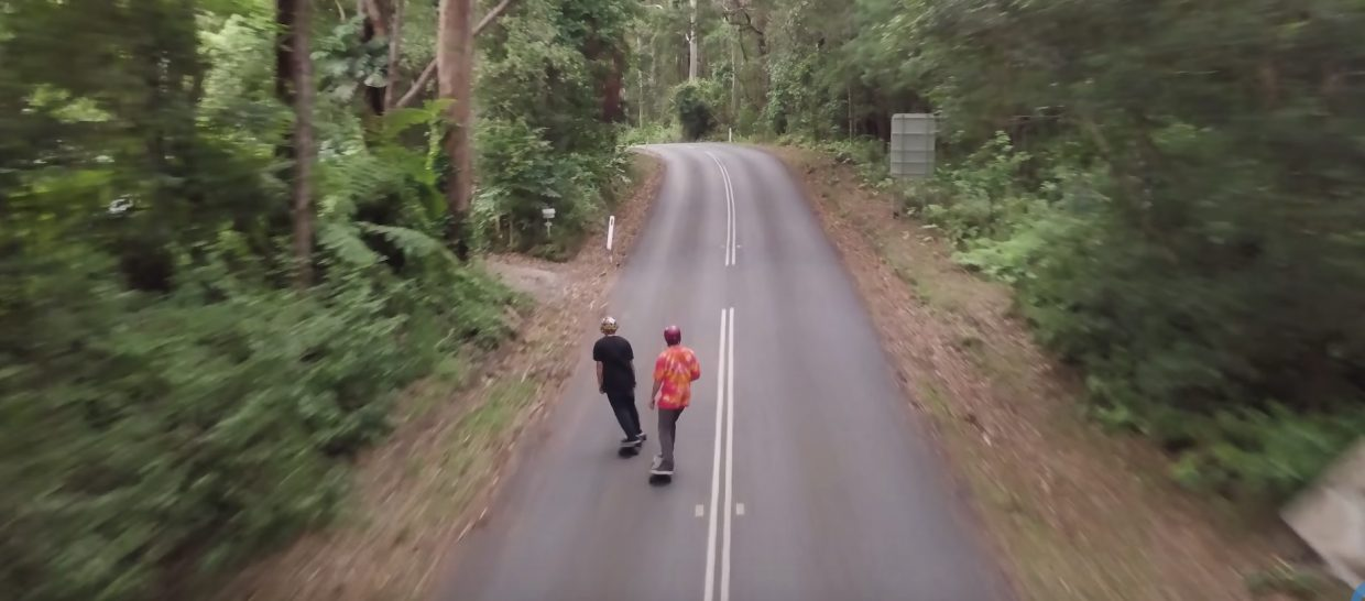 Video: A Raptor 2.1 Adventure - Searching for Hills in Australia Raptor 2.1 riders Brett and Shane embark on an adventure to find the best hills Australia has to offer. Showing tricks, beautiful scenery and of course a little off road here and there.