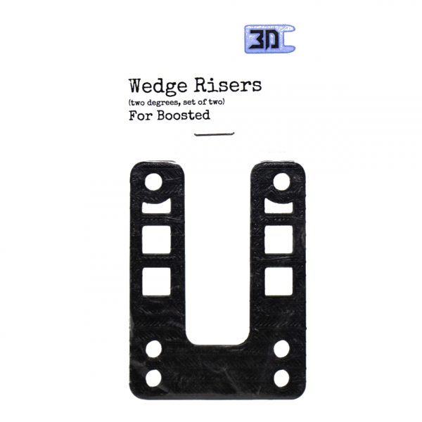 Wedge Riser (set of 2) for Boosted Boards 1