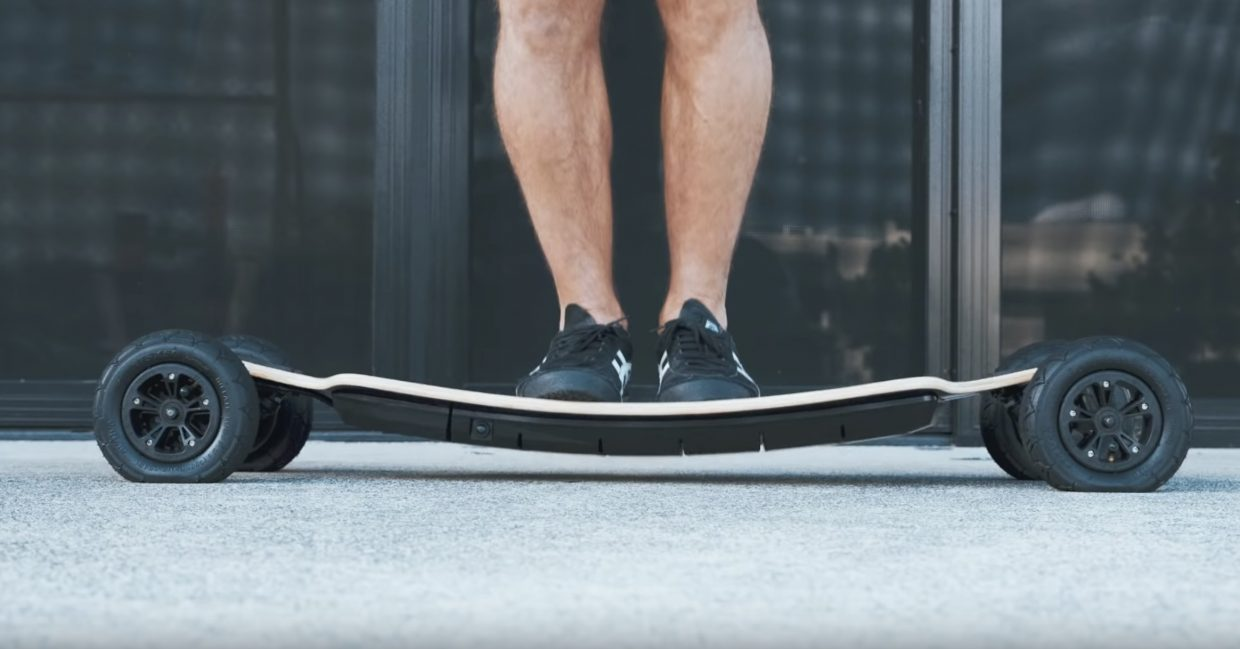 Evolve reveals new GTR series via 30 minute documentary Evolve has been developing electric skateboards for over ten years. The latest installment in their electric skateboard series is called GTR. And it will be available for purchase starting the 13th of May.
