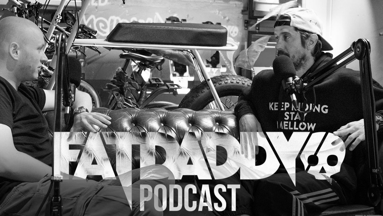 The Fatdaddy Podcast #1 - Alexis from Mellow Boards about electric skateboard culture Very stoked to share this with you guys, our first episode of The Fatdaddy Podcast!