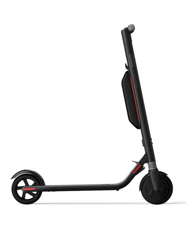 Segway Ninebot KickScooter ES4 The Segway Ninebot Kickscooter ES4 is ideal for you when you are looking for a smart and efficient way to travel. It is a combination of the brand new E22E 2020 edition with the added official external battery made by Segway.