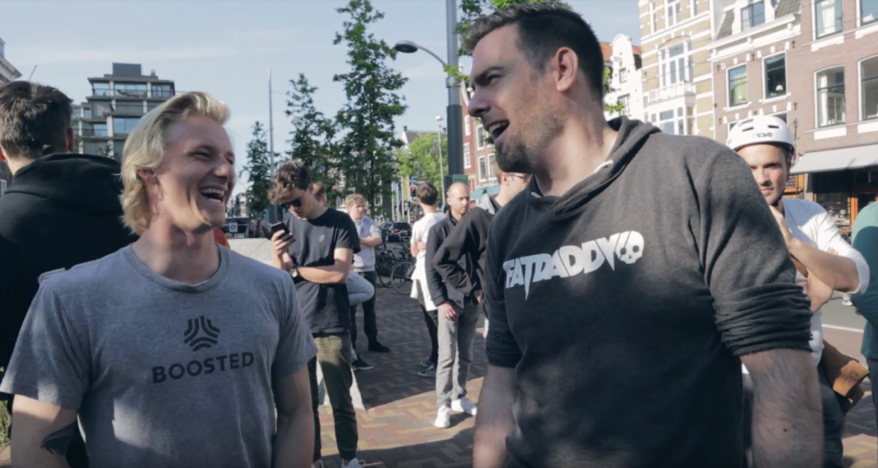 Video: Recap of the Boosted Rev event Liam Martens (follow him on Instagram!) visited our Boosted Rev event last week and made a great recap video of the event.
