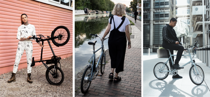 Analog Motion AMX MINI The AMX MINI is a new concept in bike design by Analog Motion: A small bike for big cities.