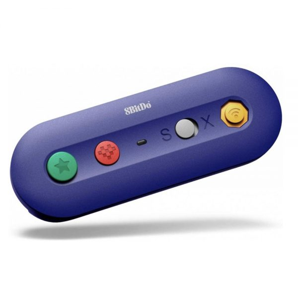 8BitDo GBros GameCube Adapter for Switch and PC Play on the Nintendo Switch or Windows with original controllers from GameCube, (S) NES Classic Mini and Wii Classic, among others.