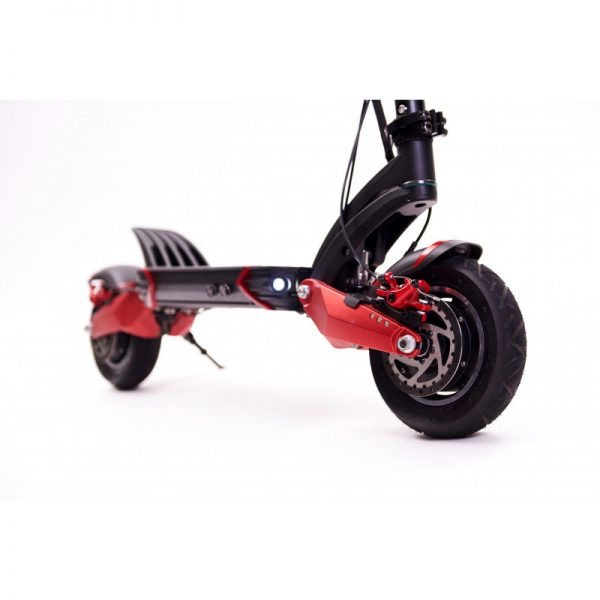 Zero 10X Turbowheel Lightning The Zero 10X is a high-performance electric scooter backed by the quality and brand reputation of Zero.