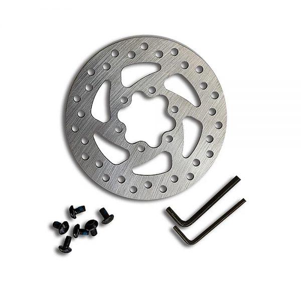 Boosted Rev Brake Rotor