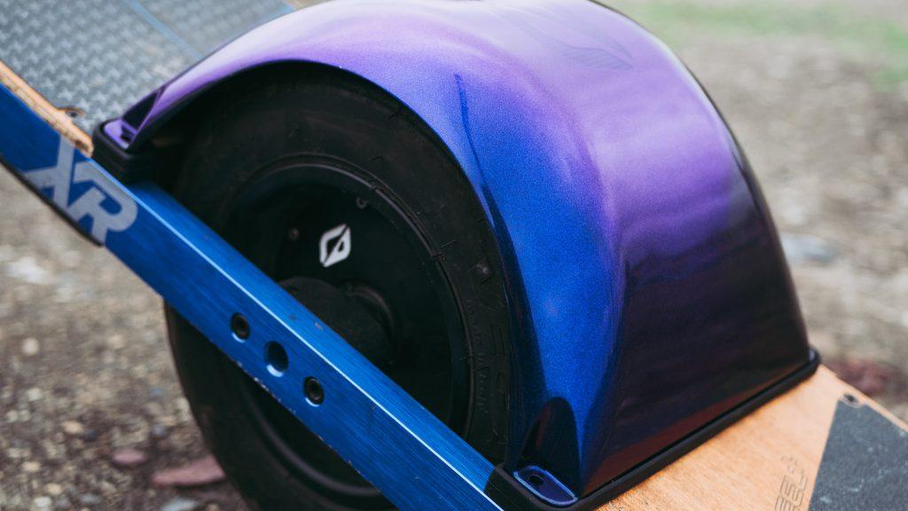 XR Carbon Fiber Galaxy Fender