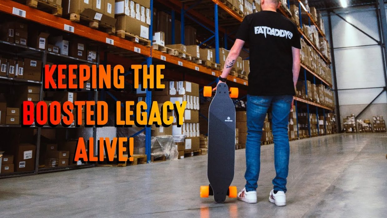 Keeping the Boosted legacy alive! Good news for seasoned riders and those that missed out on owning the most awesome electric skateboard brand, Boosted Boards.