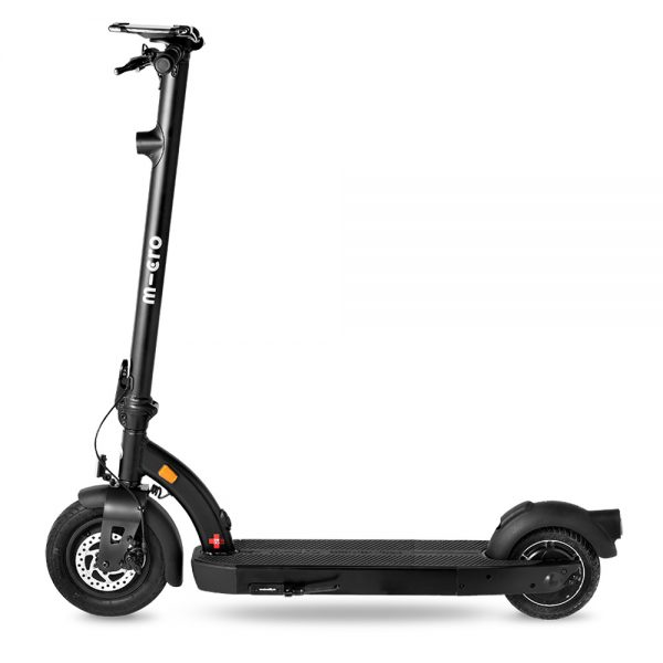 Micro Condor II The Micro Condor II is a beast, it's the SUV of electric scooters.